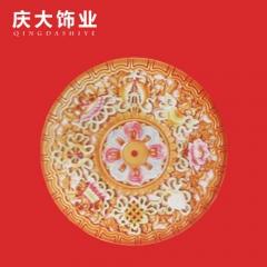 庆大饰业藏式装饰材料吊顶背景墙边框室内外装饰线条CH189 定金