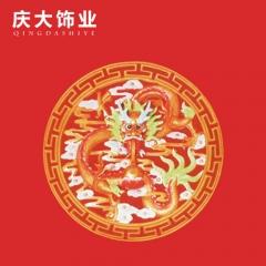 庆大饰业藏式装饰材料吊顶背景墙边框室内外装饰线条CH177 定金