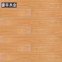 豪丰地板 木地板强化复合家用卧室工程耐磨防水地暖木质 7418