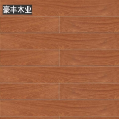 豪丰地板 木地板强化复合家用卧室工程耐磨防水地暖木质 7424