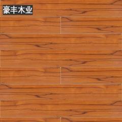豪丰地板 木地板强化复合家用卧室工程耐磨防水地暖木质 7670