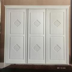 亚固衣柜  OX-8006 卧室定制衣柜 简雅衣柜 定金
