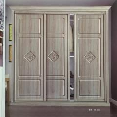 亚固衣柜 OX-8012  卧室定制衣柜 现代简雅衣柜 定金