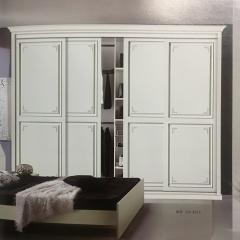 亚固衣柜 OX-8018 卧室定制衣柜 现代简雅衣柜 定金