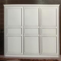 亚固衣柜 OX-8022   卧室定制衣柜 现代简雅衣柜 定金