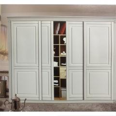 亚固衣柜 OX-8026  卧室定制衣柜 现代简雅衣柜 定金