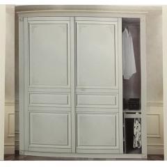 亚固衣柜 OX-8028  卧室定制衣柜 现代简雅衣柜 定金 定金