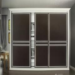 亚固衣柜 OX-8035   卧室定制衣柜 现代简雅衣柜 定金 定金