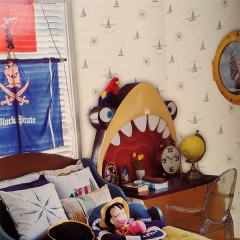 爱菲尔墙纸·布艺 房间壁纸卧室书房客厅背景墙墙纸墙布AFE-5 ㎡