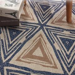 华德地毯 北欧风情客厅地毯艺术茶几榻榻米地毯满铺卧室床边毯 2M×2.9M