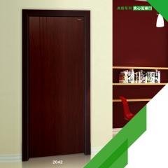 Mexin美心门定制木门室内门低碳木门典雅系列门2042 图片色 实木复合门 2042