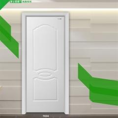Mexin美心门 定制木门 室内门 低碳木门 纯雅系列7634 图片色 尺寸与大小可定制  咨询客服