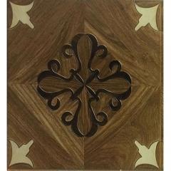 圣泰地板拼花地板系列艺术地板强化复合地板圣泰地板S502 815×415×12mm