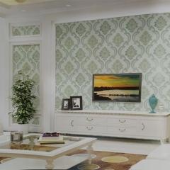 凯丽墙纸现代简约客厅电视背景墙墙布影视墙壁画卧室温馨墙布KL-12 卷