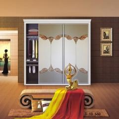 创雅定制衣柜 T-10-560   现代奢华风格厂家直销 图片色 尺寸和颜色 咨询客服 T-10-5