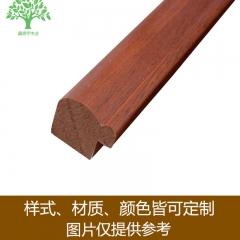 鑫森宇木业古典定制实木线条 材质样式定制 定金 定做