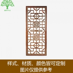 鑫森宇木业古典定制中纤雕花 材质样式定制 定金 定做