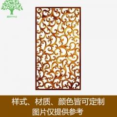 鑫森宇木业古典定做中纤雕花 材质样式定制 定金 定做