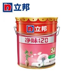 顺达装饰立邦漆 净味120二合一内墙墙面漆白色乳胶面漆油漆涂料 18L