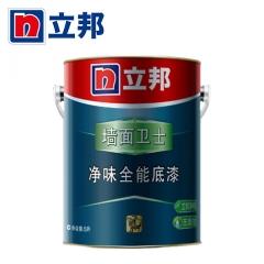 顺达装饰立邦漆 净味全能底漆墙面卫士 乳胶漆内墙漆环保白色内墙涂料 5L