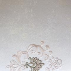 亿佳墙纸客厅墙纸背景墙壁纸高性价比刺绣墙布12 ㎡