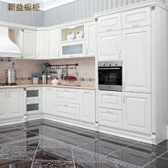 新益橱柜厨房装修全屋定制实木橱柜03 定金
