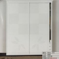 贝依美全屋定制衣柜现代卧室卧室定制衣柜WDL-265