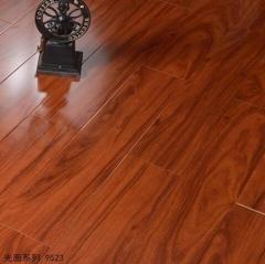 涛森地板光面系列强化地板9523 812x150x12mm