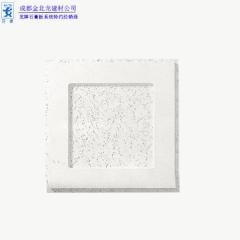 龙牌矿棉吸声板吊顶系统工程板高密度环保吸音精工系列002