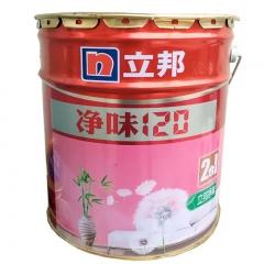 尚品居 立邦漆 净味120二合一无添加 油漆涂料内墙乳胶漆墙面漆 18L