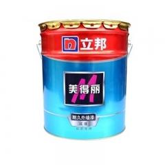 尚品居 立邦美得丽耐久外墙乳胶漆 外墙涂料 22kg