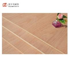 蓝宇美耐特环保健康实木材料木工板 张