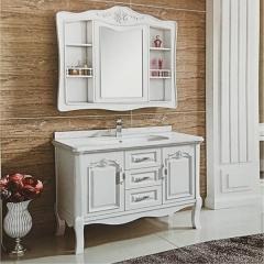 鑫顺利装饰 浴室柜简约现代柜组合浴室柜A018 定金