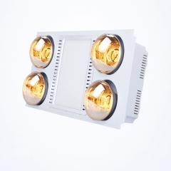 奥普浴霸 灯暖卫生间嵌入式超薄 多功能三合一 FDP2212A 300x600(免费安装)