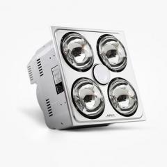 奥普浴霸 灯暖集成超薄多功能镶入式浴霸 卫生间厕所浴室浴霸FDP2210A 300x300(免费安装