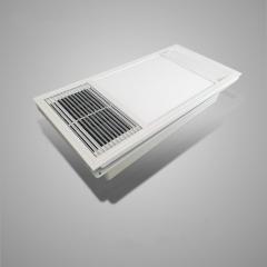 奥普浴霸 多功能浴霸集成吊顶 超薄超导高端风暖浴霸 QDP2322C 300x600(免费安装)