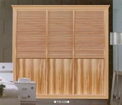 圣豪集成家居 推拉门衣柜 衣柜定制YM-036 图片色 可定制颗粒板、多层实木、指接实木 YM-03