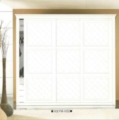 圣豪集成家居 推拉门衣柜 衣柜定制XSYM-052 图片色 可定制颗粒板、多层实木、指接实木 XSY