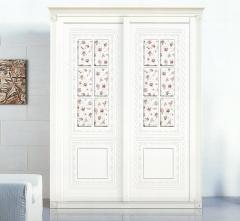 圣豪集成家居 推拉门衣柜 衣柜定制XSYM-058 图片色 可定制颗粒板、多层实木、指接实木 XSY