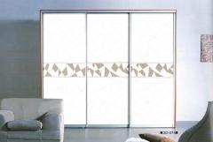 圣豪集成家居 推拉门衣柜 衣柜定制3D-074 图片色 可定制颗粒板、多层实木、指接实木 3D-07