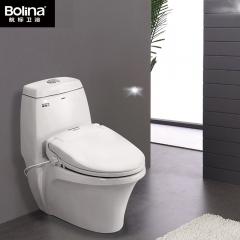 bolina航标卫浴一体式智能座便器 家用老人抽水虹吸节水陶瓷马桶C-A835.W1581 305m
