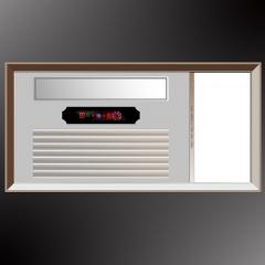 友玛集成吊顶智慧型取暖器智慧二号厨房卫生间取暖器 300mmx600mm