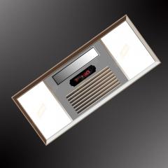 友玛集成吊顶智慧型取暖器智慧一号厨房卫生间取暖器 300mmx900mm